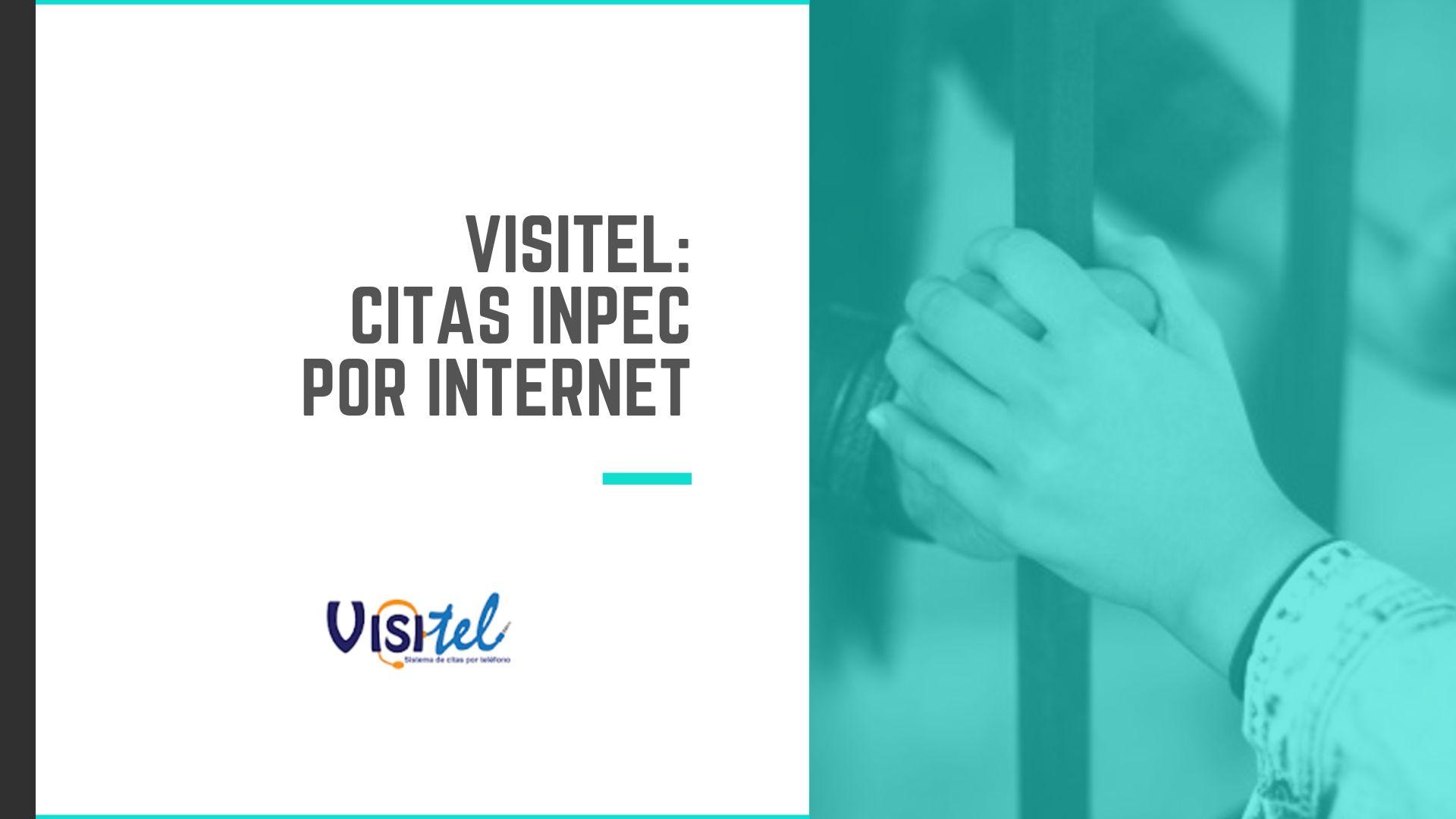 solicita citas INPEC online
